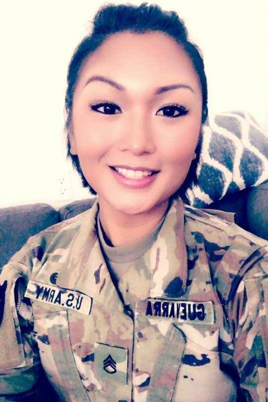 Commitment To Serve - Staff Sergeant Adrianna Guevarra
