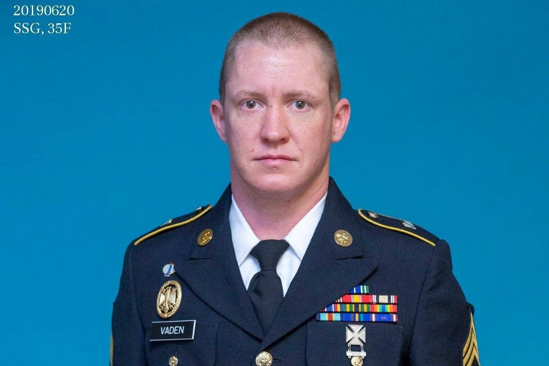 Commitment To Serve - Staff Sergeant Mak Vaden