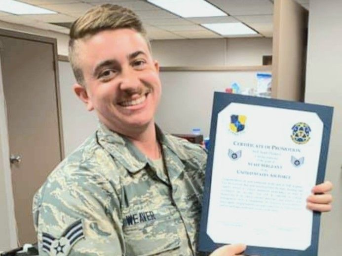 Commitment to Serve - Staff Sergeant Sean Weaver