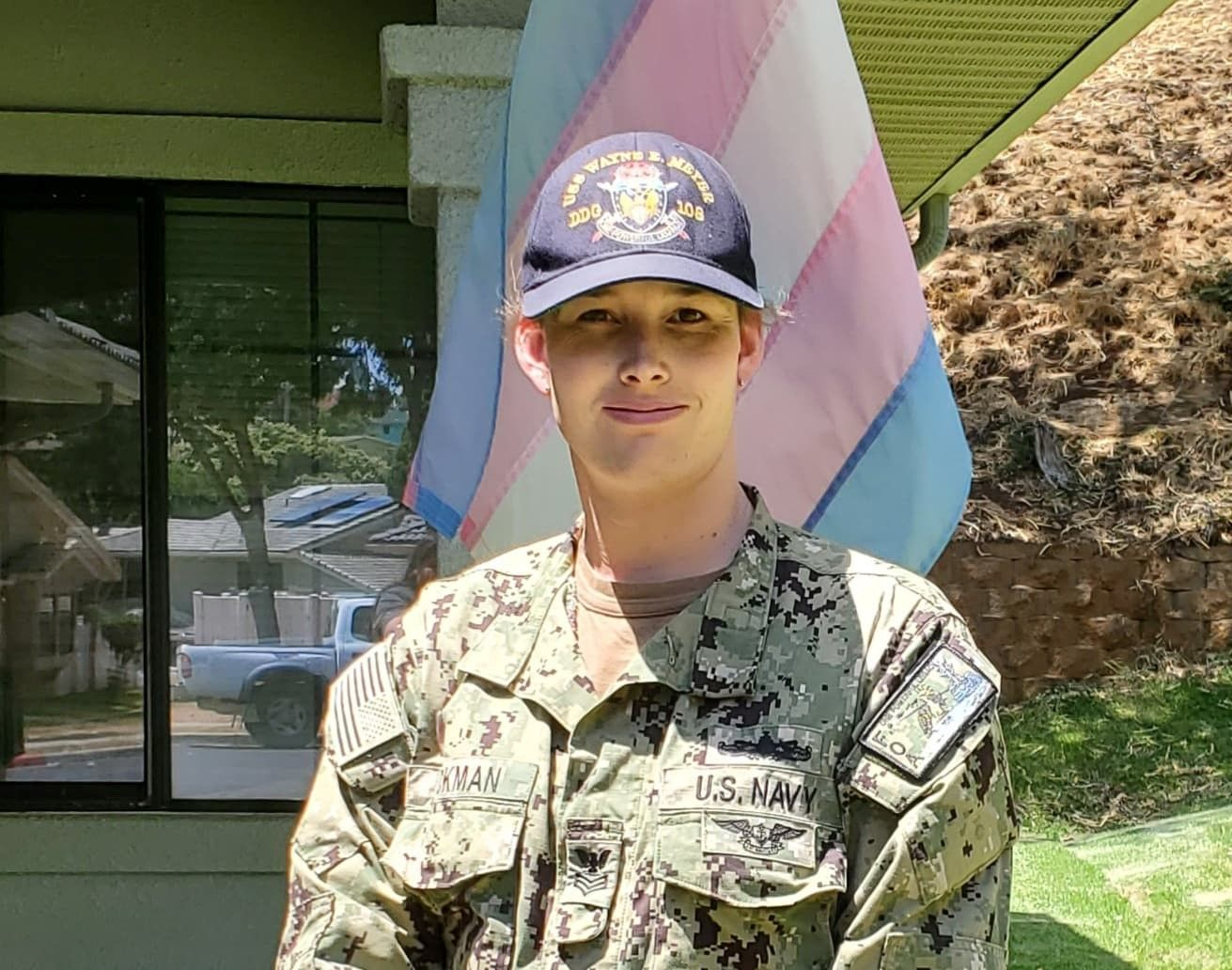 Commitment to Serve - Petty Officer 1st Class Molly Sackman