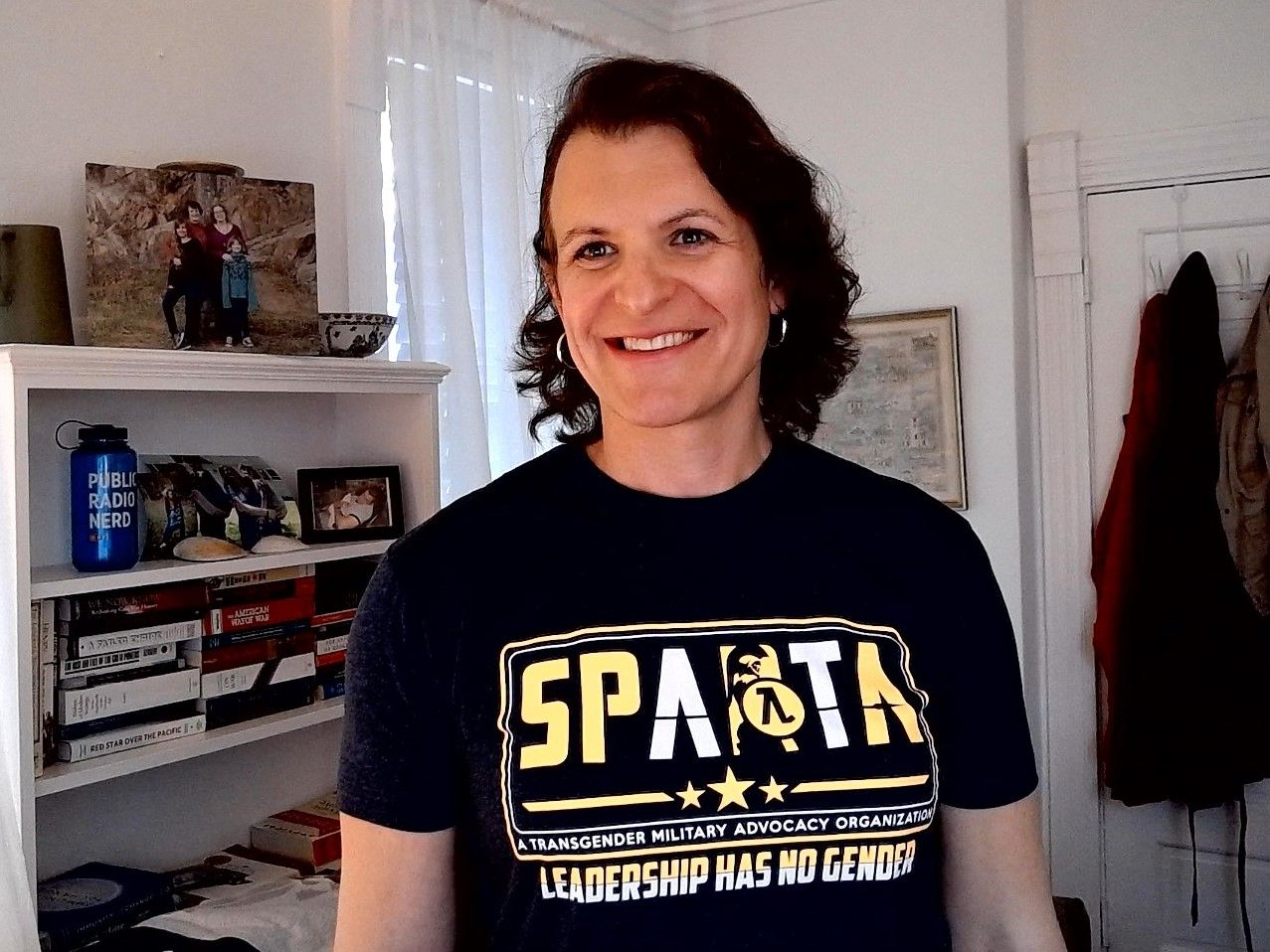 SPARTA Elects New President